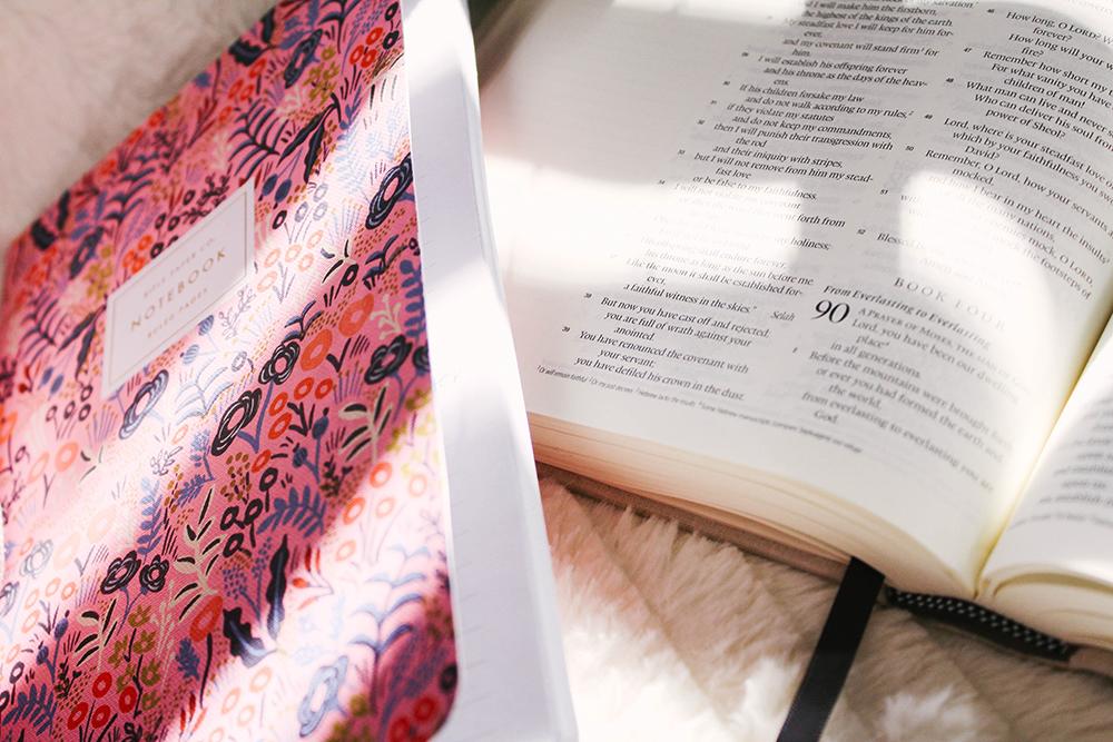 Lee más sobre el artículo ¿Cómo hago Bible journaling?